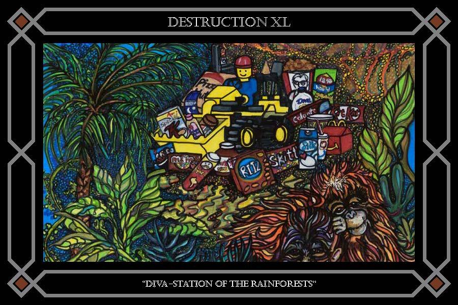 destruction xl