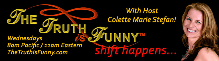 The Truth is Funny Shift Happens Radio