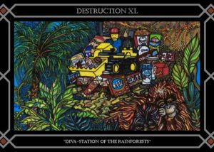 destruction xl