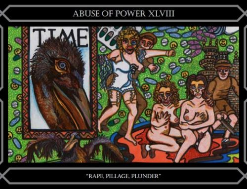 XLVIII ABUSE OF POWER