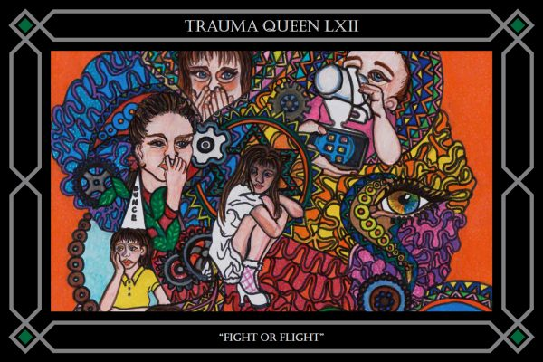 trauma queen lxii