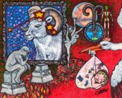 Aries-I-Am-painting