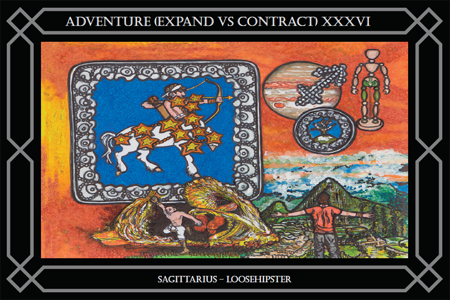 ADVENTURE XXVI (Expand VS Contract)