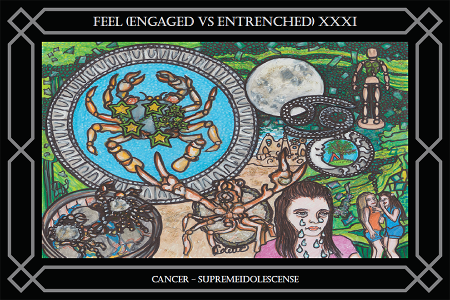 FEEL XXXI (Engaged VS Entrenched)