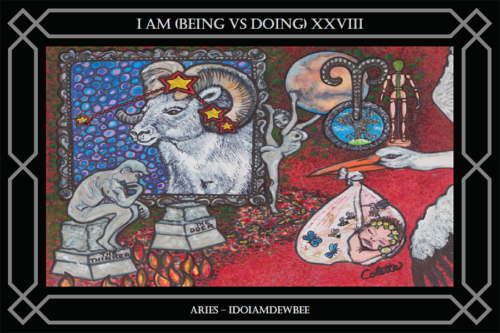 I AM XXVIII (Being VS Doing)
