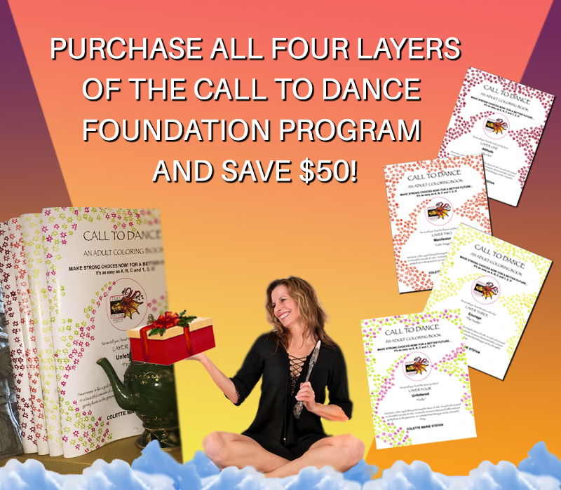 Call to Dance Foundation bundle